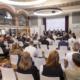 Publikum und Podiumsdiskussion der quer.kraft Jahrestagung 2019