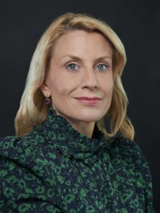 Frau Dr. Haderer abgebildet