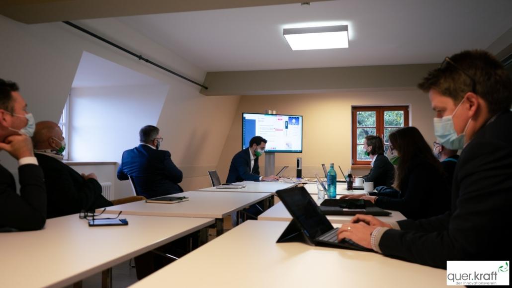 Workshop an der quer.kraft Jahrestagung 2020
