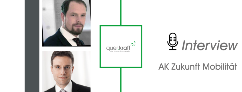 AK Leiter: Tobias Heine (oben) und Dr. Markus Ernst (unten)