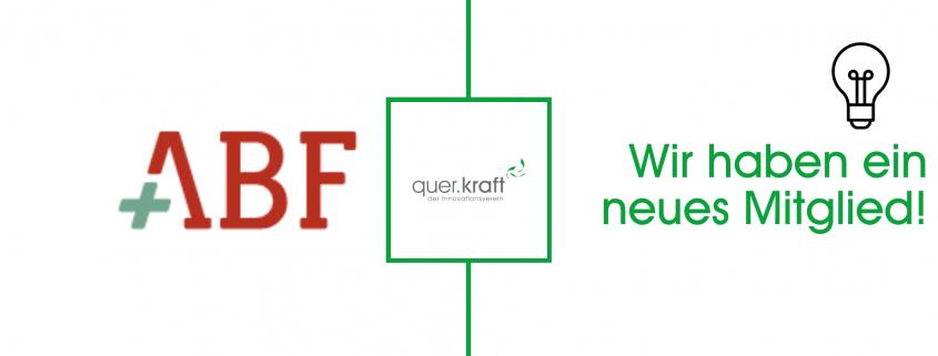 ABF Logo - neues Mitglied