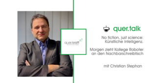 quer.talk mit Christian Stephan